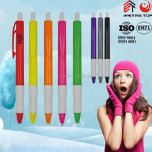 wholesale school and office supplies school colorful ballpen