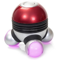 Body massager vibrator