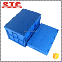 Plastic Folding Crate Mould Manufacturer