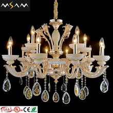 Decorations used big modern large pendant lamps chandelier lightings