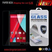 Factory Price Wholesale 2.5D 9H Hardness Tempered Glass Screen Protector for blu dash x2 Protective Film