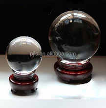 Large Decorative Glass ball in craft for Gardens crystal ball