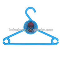 Children Use Environmental protection material convenient3D Lenticular Printing kids plastic clothes hanger