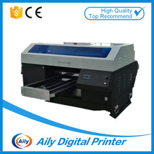 High economical dtg t shirt printer with touch <strong>screen</strong> for cotton fabric