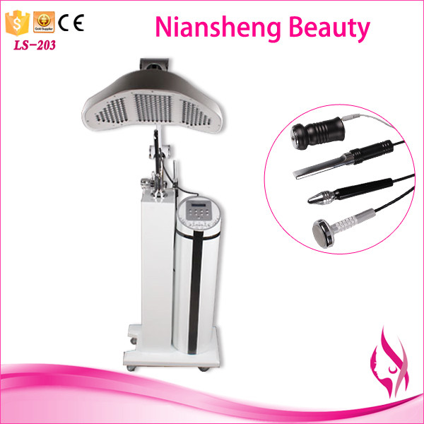 High Quality Used Mobile Spa Beauty Salon Equipment/red infrared capsule