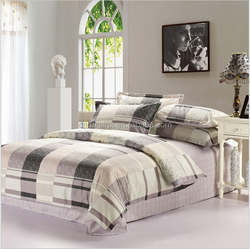 Fashion patchwork ribbon embroidery comforter sets the flash bedding set made in china bed sheet set for sale