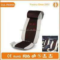 Shiatsu Infrared Heating And High Frequency Vibrator Whole Back Massage Cushion