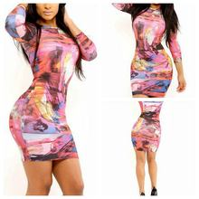 hot new products walson NYH9025 Alibaba China Promotional Bodycon Casual Bandage Dress