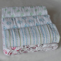 cheap lovely security muslin swaddle blanket