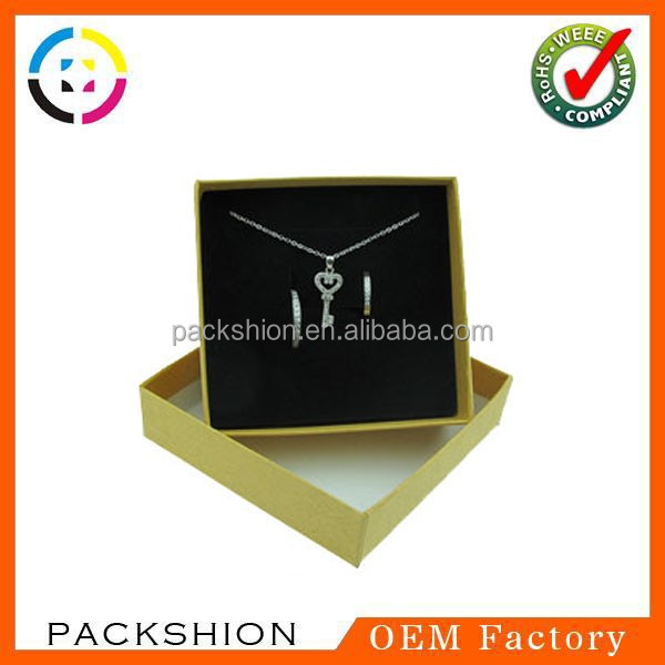 Dongguan Made Paper Custom Box for Packaging Gift & Jewelry