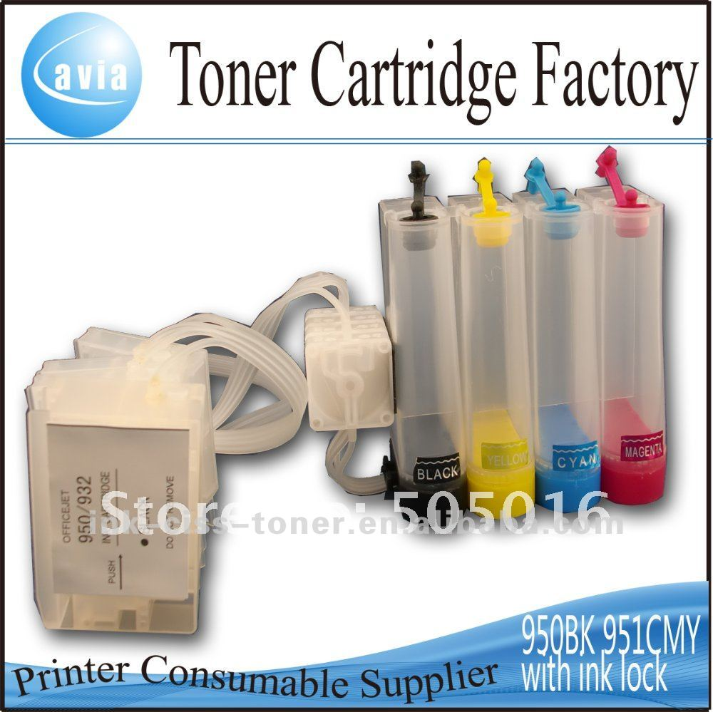 Hot Selling! Continuous Ink Supply System for Printers HP 8600