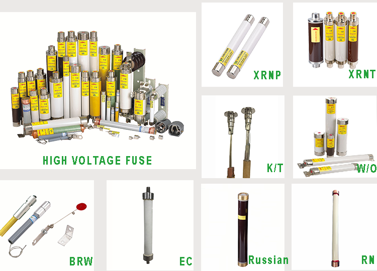 xrnp1 types hv fuse base