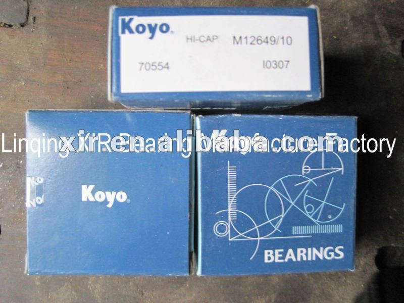 HIGH QUALITY,HIGH PRECISION,BIG STOCK KOYO TAPERED ROLLER BEARINGS 30304-AJ