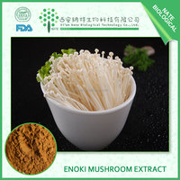Natural Plant extract Golden mushroom extract Enoki mushroom extract for anting cancer