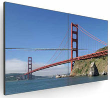 55 inch lcd Samsung panel video wall with 3.9mm bezel/xxx video wall