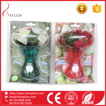Customized Home Scent Flower Liquid Air Freshener
