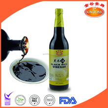 Naturally fermented Black rice vinegar 625ml