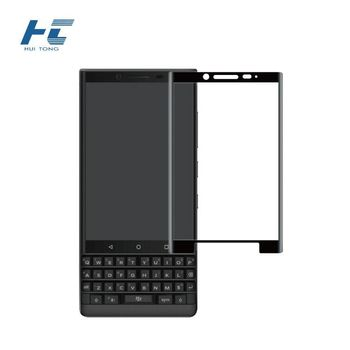 Color tempered glass for BlackBerry Key2 screen protector