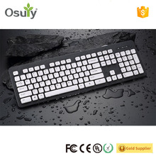 IPX5 Washable MAC Aluminum Mechanical Keyboard With Magnetic Card Reader Writer