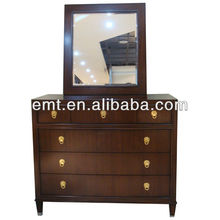 Star hoteldressing table with cupboard (EMT-SP301-911(Dressing table)