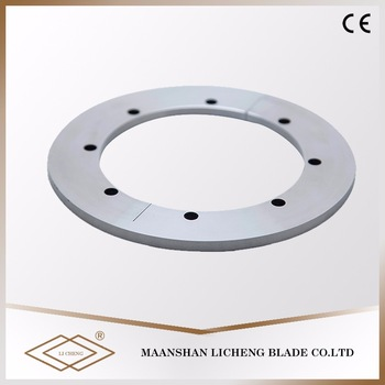 China Supplier Circular Slitter Blade For Aluminum Pvc Profile Cutting Shopping On Alibaba Website