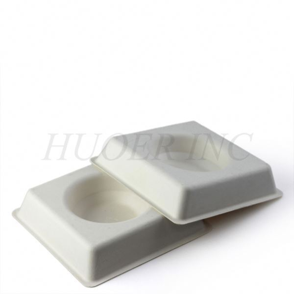 Industrial Molded Pulp Packaging/thermoformed food tray