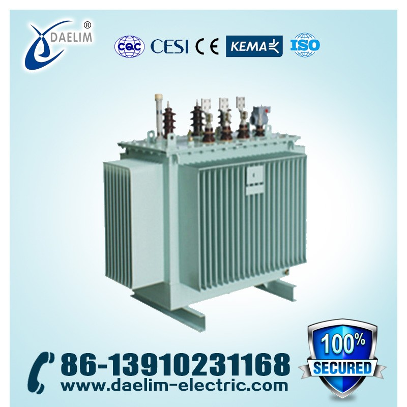 High Quality Oxygen-free Copper Coil Good Performance OLTC 2500kva 35kv Oil Power Transformer