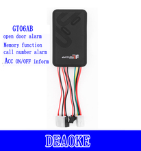 GT06 Car Vehicle Motorcycle GSM GPRS GPS Tracker
