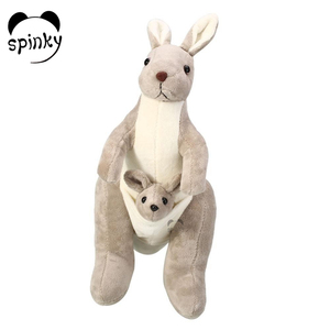 2018 Hot New Products Plush Kangaroo Toy Custom Stuffed Animals For Sale