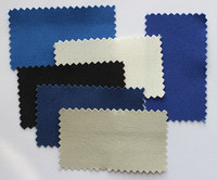 pure cotton fireproof fabric/100%cotton flame retardant fabric