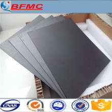 High quality graphite electrode plate