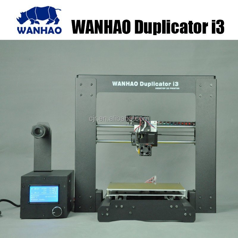 High Precision wanhao i3 DIY 3d Printer kit with SD card