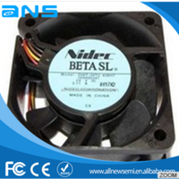 Brand new NIDEC BETA SL DC RADIATOR FAN MOTOR/ COOLING FAN 56AA80540 [S]=FAN MOTOR