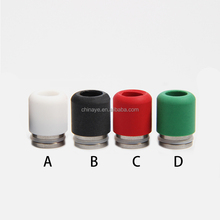 Wholesale electronic cigarette soft PTFE drip tip 810 greenlight mouthpiece for TFV8/Goon 528/Kennedy RDA alibaba com