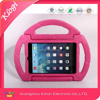 animal silicone carry case for ipad mini