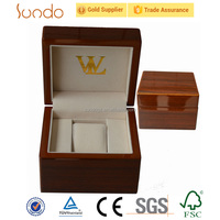 high end promotive watch wooden gift box unique