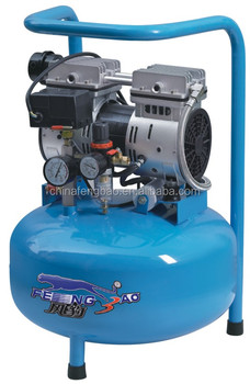 1hp 7bar 25L Small Silent Electric Air Compressor