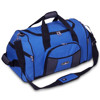 Everset Deluxe Sport Duffel Bag / Good-sized 600D Polyester Waterproof Sport Travelling Duffel Bag