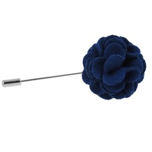 China factory SEDEX passed flower lapel pin brooches men