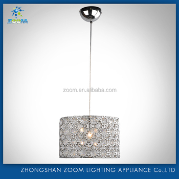 Hot sell crystal pendant lamp with best low price for hot selling