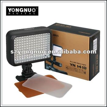 LED Video Camcorder Light with 140 Pieces LED