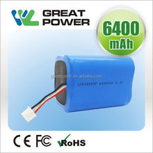 Customized classical 144v 200ah lifepo4 battery with bms