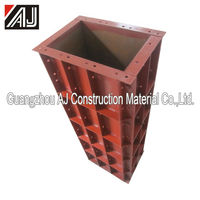 Steel Concrete Column Formwork