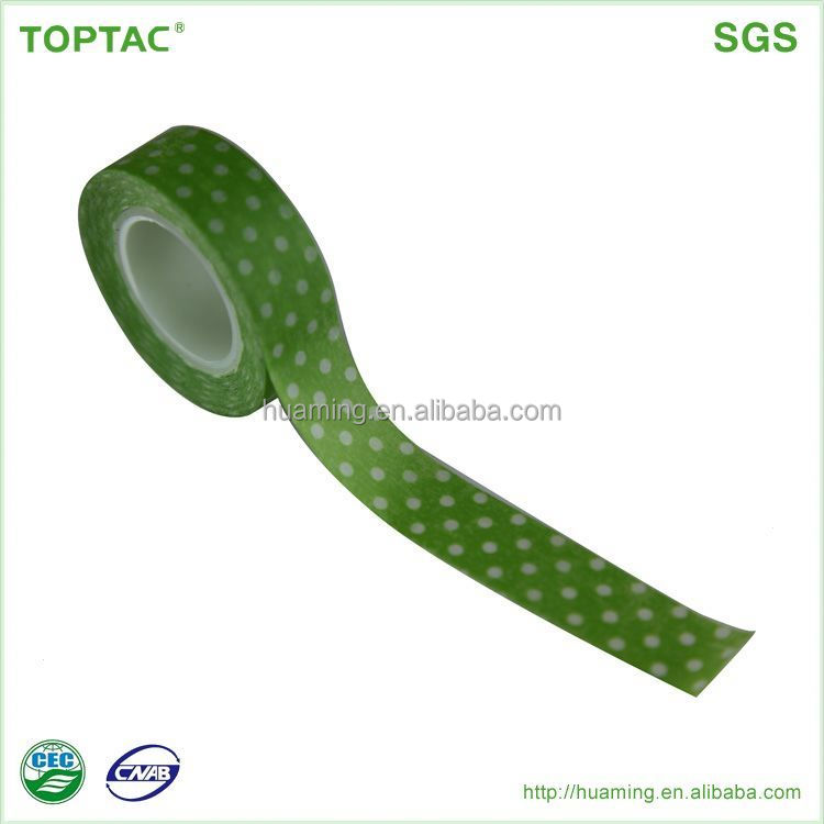 High Quality Pvc Adhesive Rubber Pipe Wrap Insulation Tape,Dot Decorative Tape