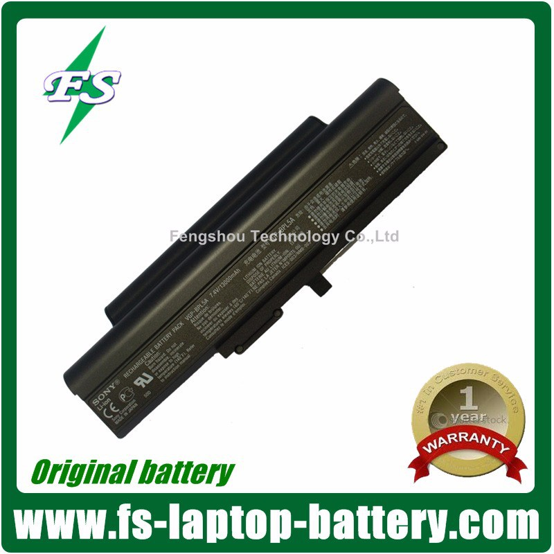 High Quality Original Laptop Battery for Sony Vaio VGP-BPS5 VGP-BPL5 VGP-BPL5A VGP-BPS5A VGN-TX