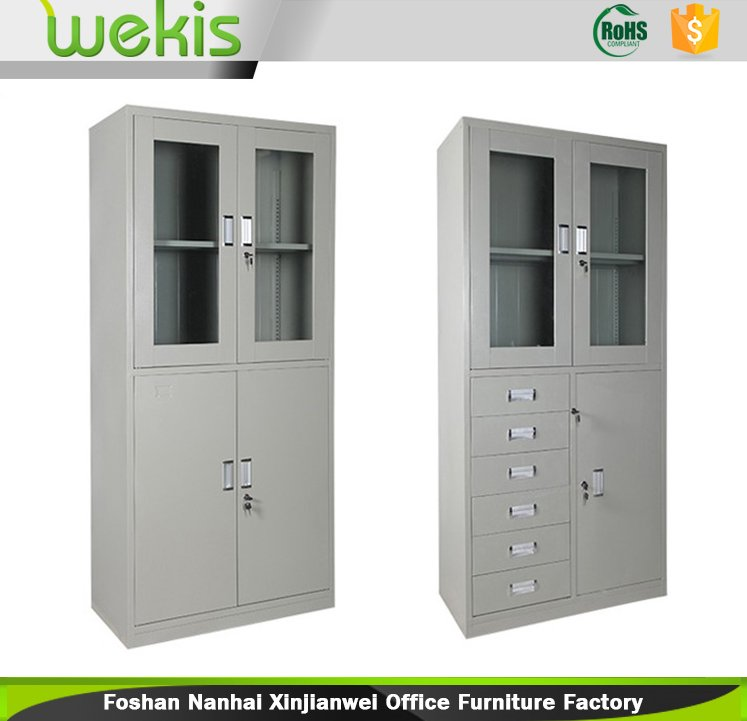 New design steel metal file cabinet with drawers for dental
