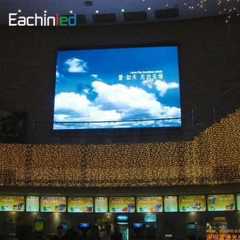 Rental Use Outdoor P4.81mm Outside LED Display Screen