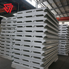 continuous sandwich panel production produced EPS panel sandwich price