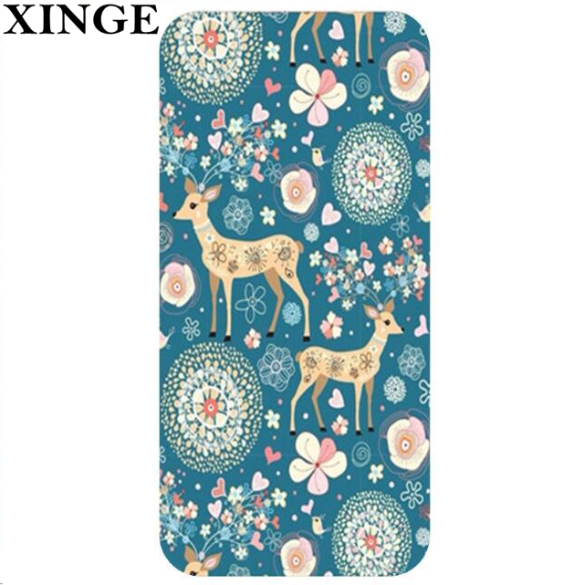 C609 Hot Sale Custom Tpu Pc Deer Back Cover Case For Samsung Galaxy Note 3 8