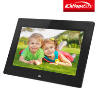 Dropship service universal digital photo frame with remote control / 10 inch digital photo frame